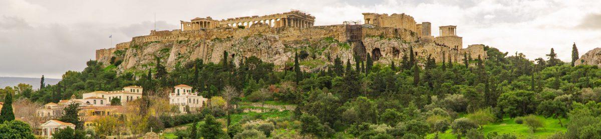 Markus in Athen