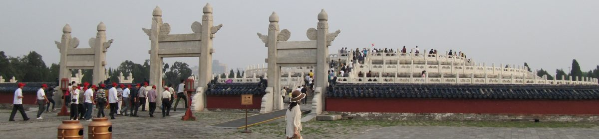 Markus in China